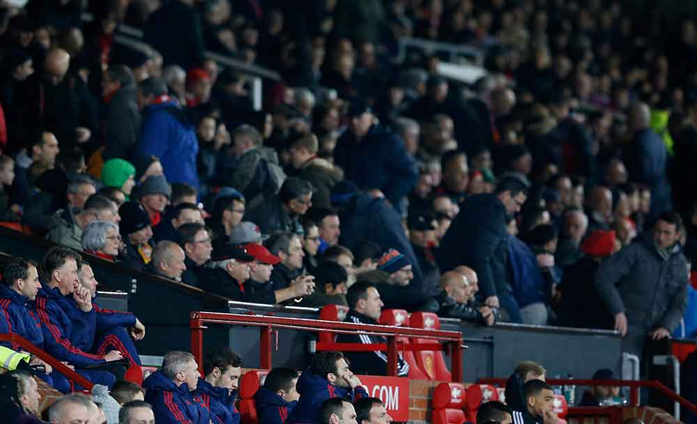 Fans Forum Penned In For THIS WEEK As United Try To Head Off Unrest