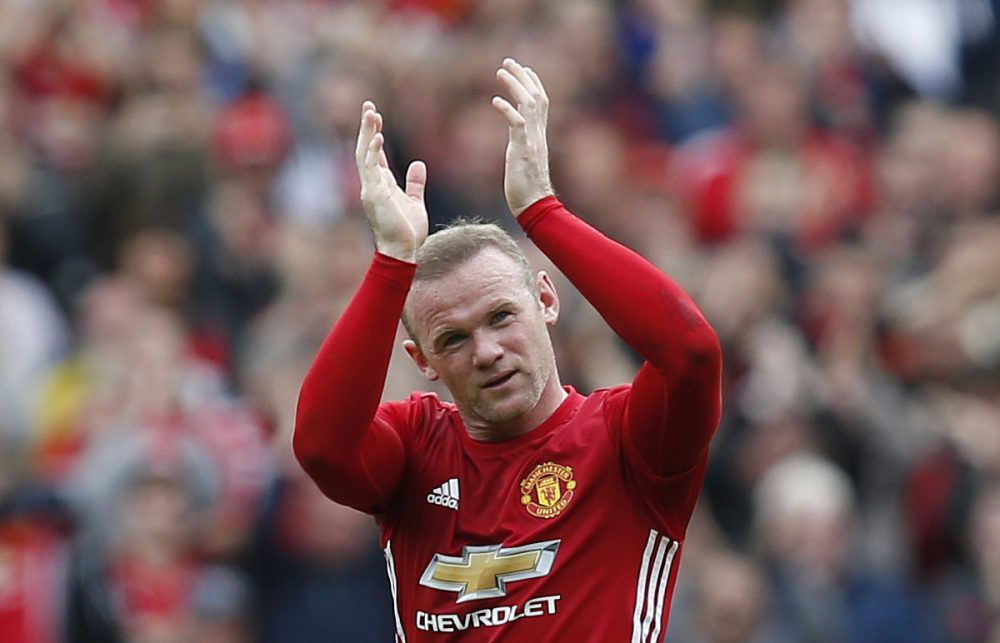 Rooney misses out on 'all time United XI'