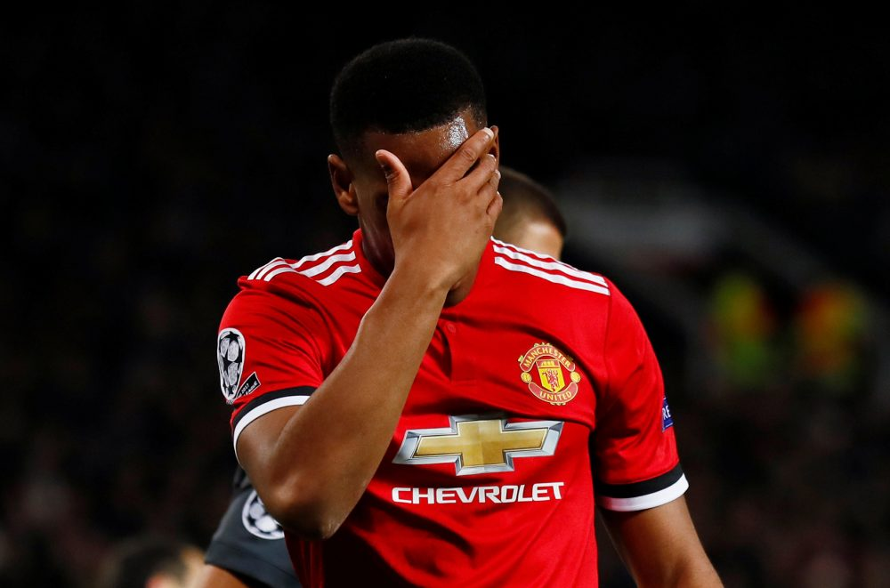 Anthony Martial set to be used in swap deal?