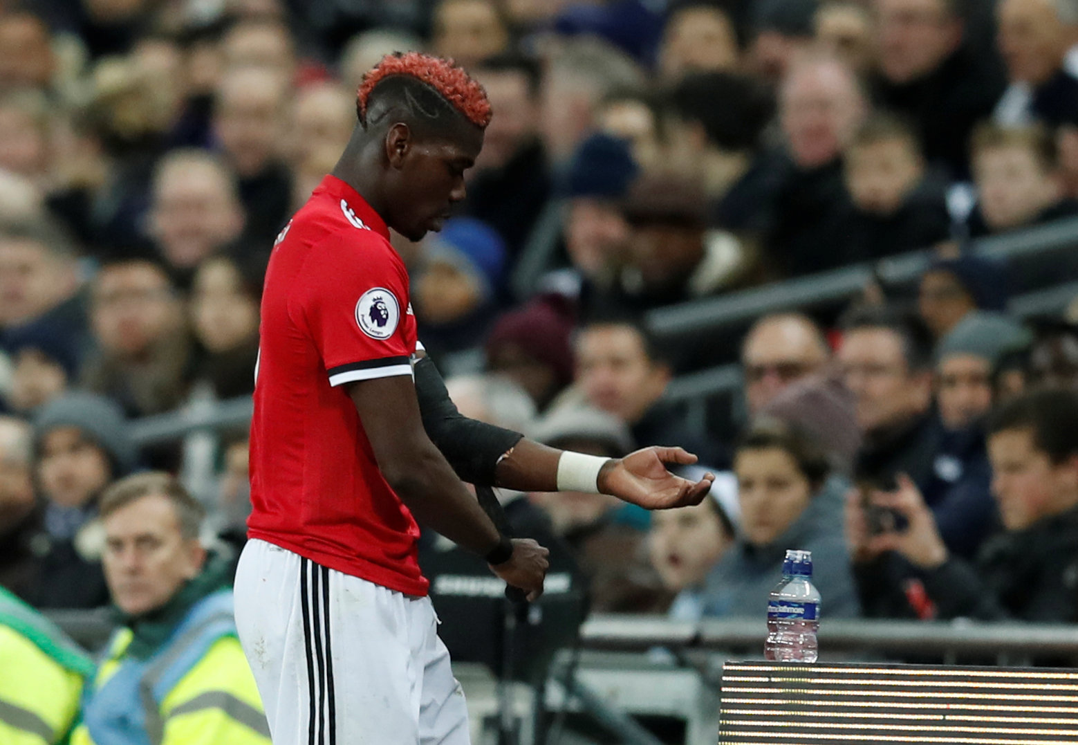 Pep Guardiola reveals Paul Pogba was offered to Manchester City in January
