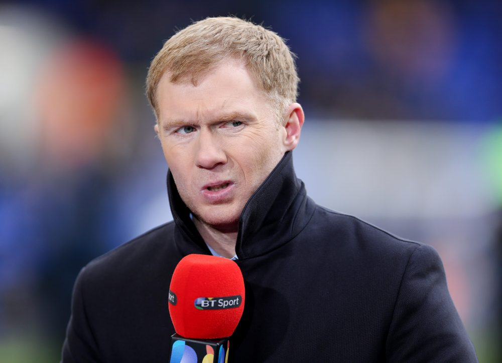 Paul Scholes Gives One Key Reason Why He Is Confident United Can Beat Chelsea