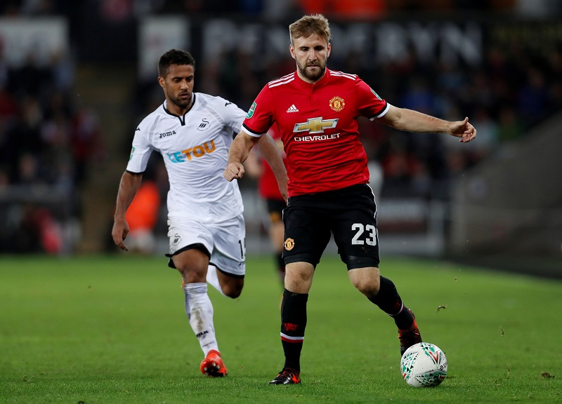 'Turned A Corner' 'Deserves It' – United Fans React As Shaw Agrees New Five Year Contract