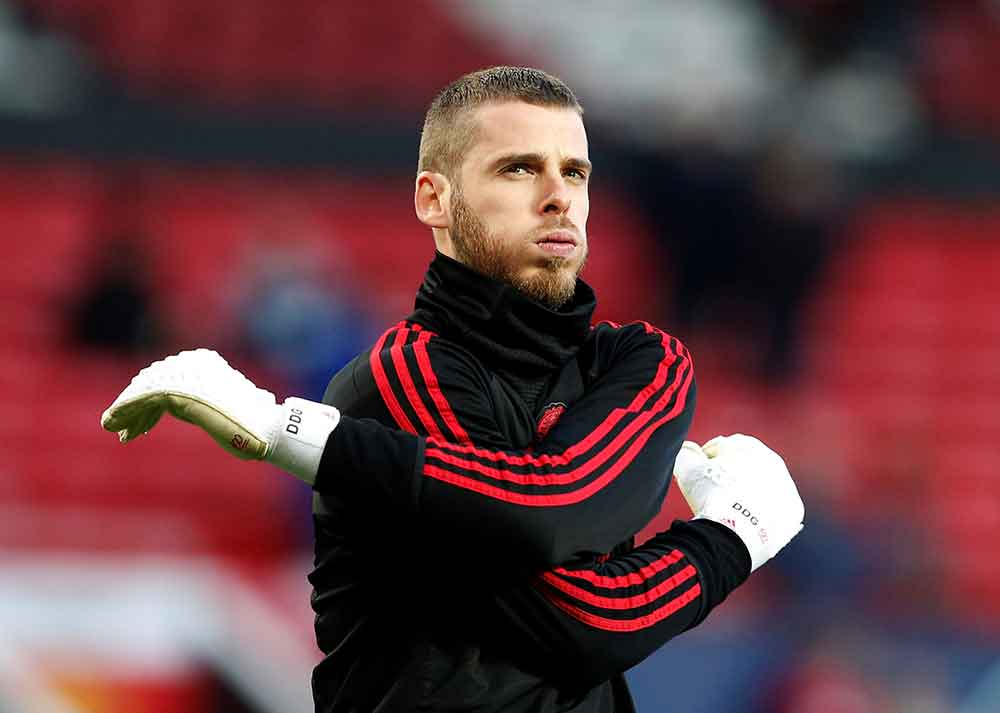 De Gea linked with shock move to Ligue 1 giants