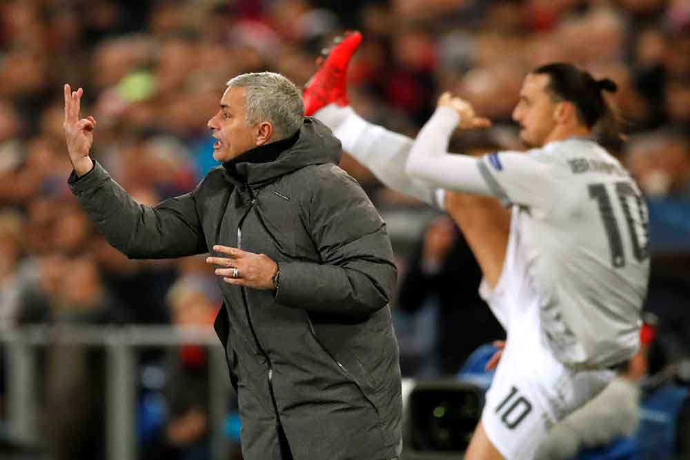 Report: Mourinho Looking To Do Business With Real Madrid
