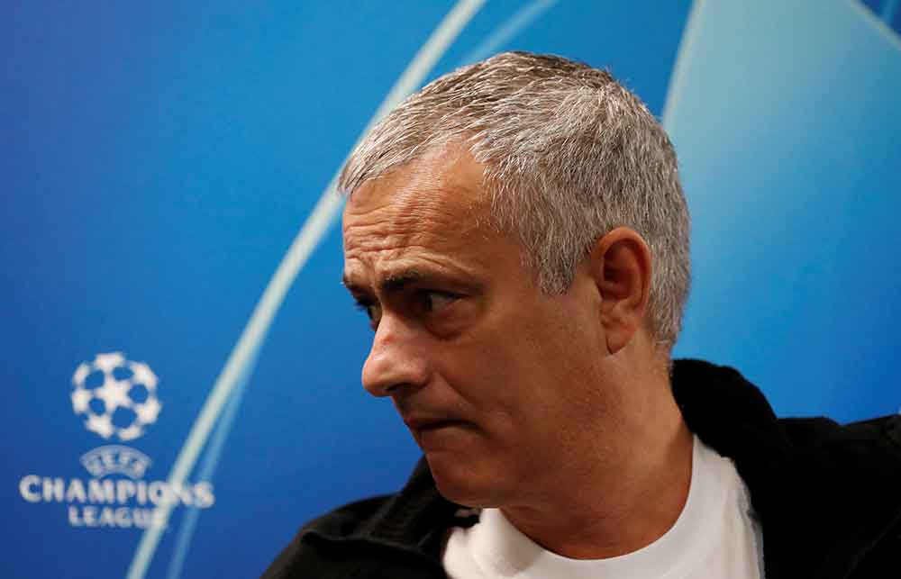 """I Expect Them To Forget Me"" Mourinho Says He's Prepared For United Reception"