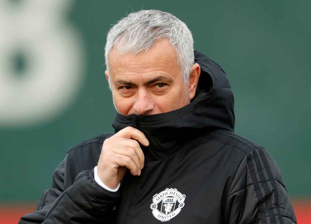 For Man United fans, they'll be hoping during their recent 'pep talk', Sir Alex will have urged Jose to rip up the script when it comes to midseason transfers