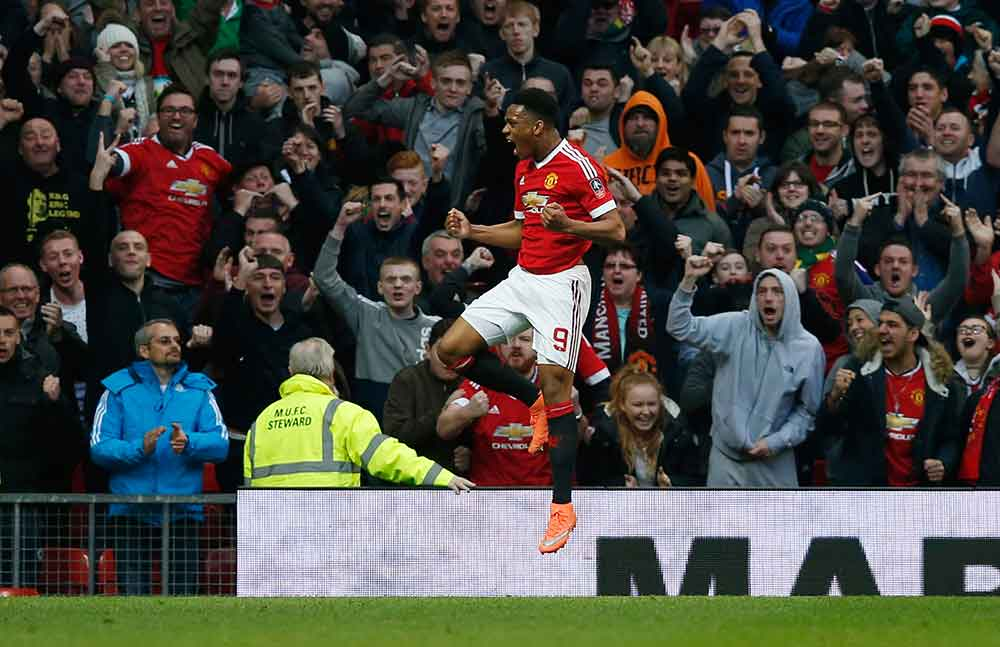 Jose Mourinho's Handling Of Martial Could Be A Stroke Of Genius