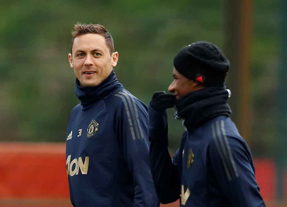 Matic And Lindelof Set To Return, Fred And Bailly Dropped: United's Predicted Line Up To Face Sevilla