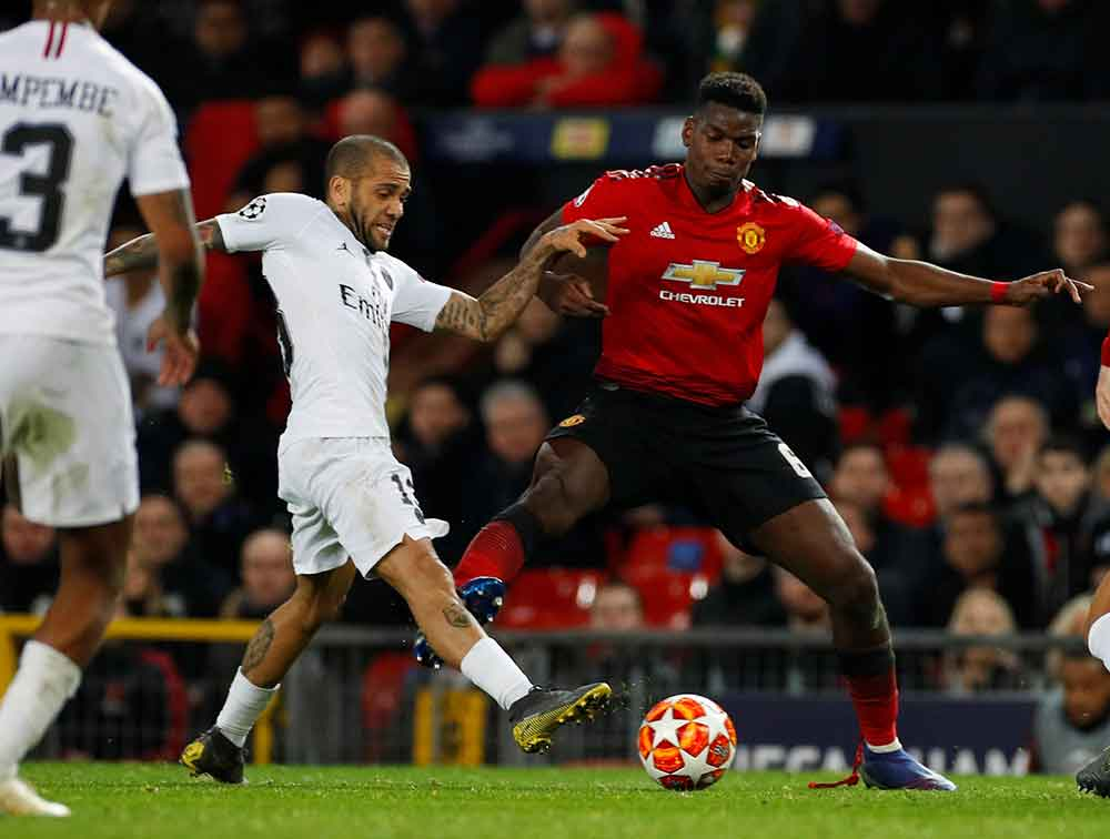 Pogba And Lingard In, McTominay And Pereira Out: United's Predicted XI To Face Burnley