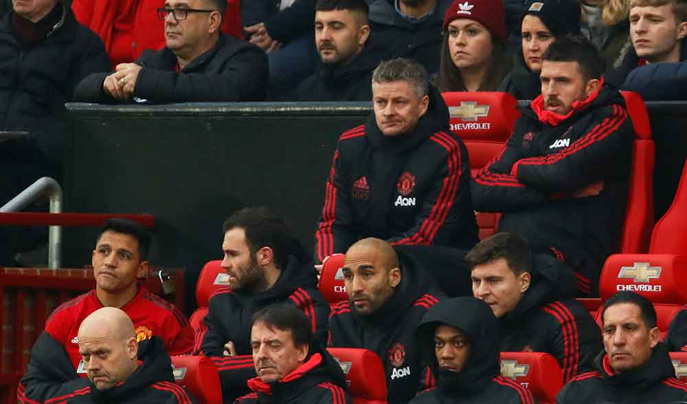 'Pain' 'Wish Him Quick Recovery' 'Big Miss' United Fans Frustrated As Solskjaer Provides Injury Update