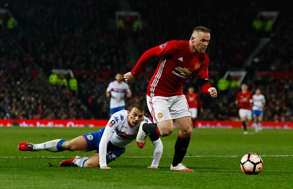 Rooney's imminent exit is the era of a new dawn at Manchester United