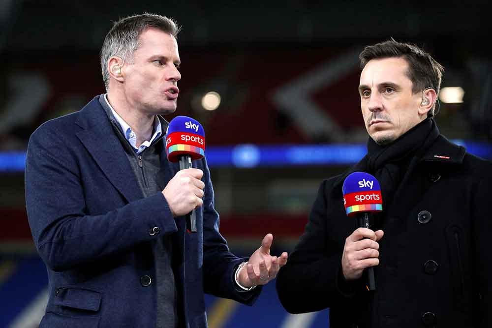 'I Love The Optimism' 'I Truly Want To Believe' Fans React As Neville Boldly Claims United Could Win The League Again Before Liverpool Do