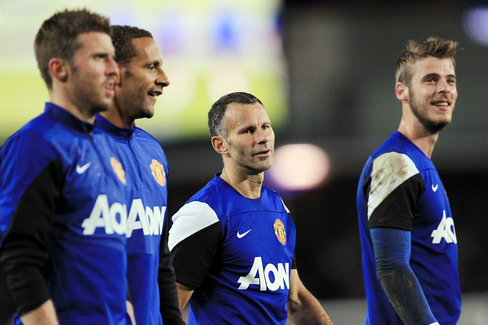 Giggs Says United Will Be Pursuing £75m Rated Playmaker This Summer If He Becomes Available