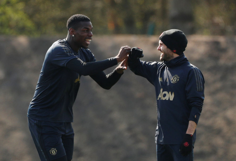 'Awesome' 'Be Scared Spurs And Man City' United Fans On Twitter Excited At Latest Pogba Injury Update
