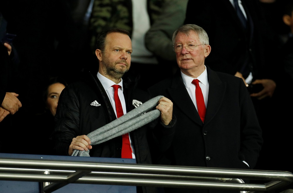 Woodward Lays Out Manchester United's Future Transfer Strategy