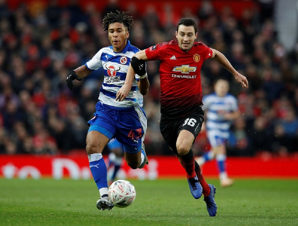 'Shame It Didn't Work Out' 'Was Not The Kind Of Quality We Needed' Fans On Twitter Say Farewell As United Confirm Defender's Exit