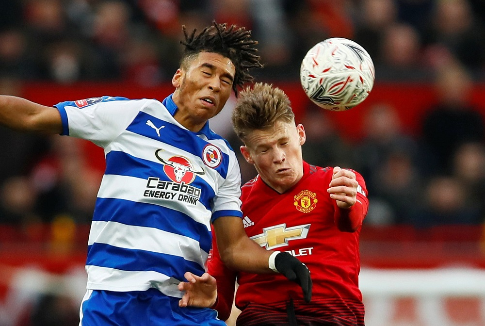 'That's A Loader Rubbish' 'Lets See How This Plays Out' Fans On Twitter React To Reports Of United's Interest In Championship Striker