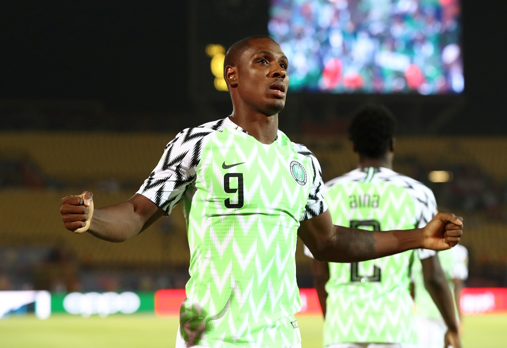 CONFIRMED: United Sign Odion Ighalo On Six Month Loan