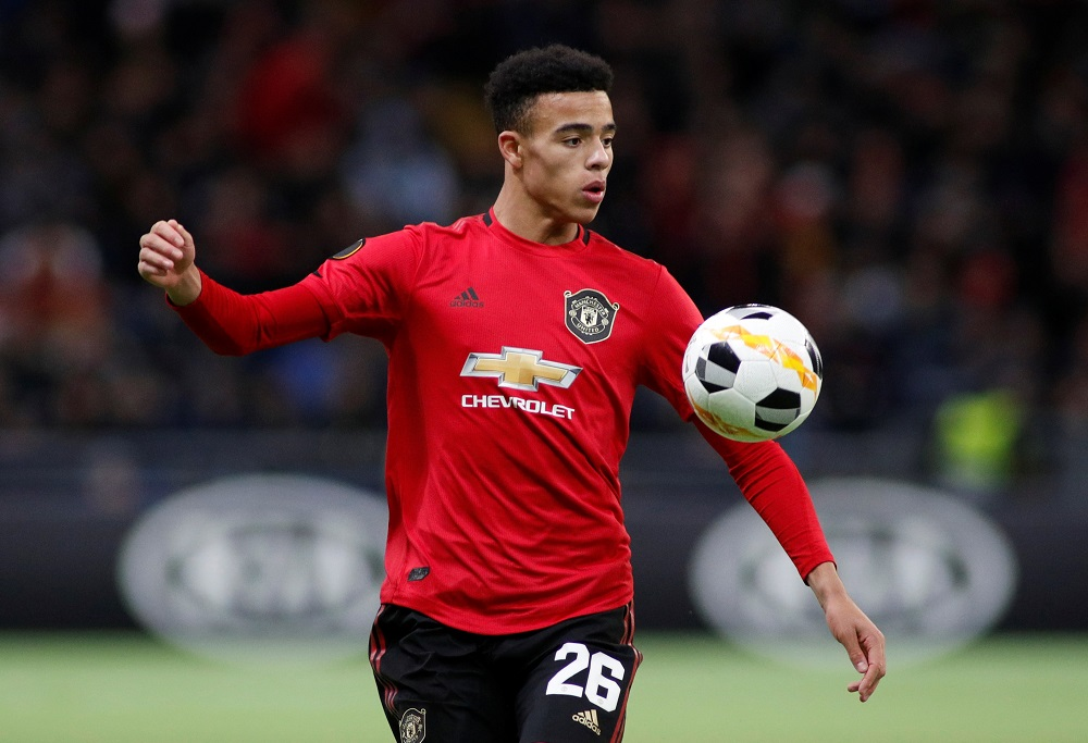 Greenwood One Of FOUR United Players Named On Premier League Young Player Of The Season Shortlist