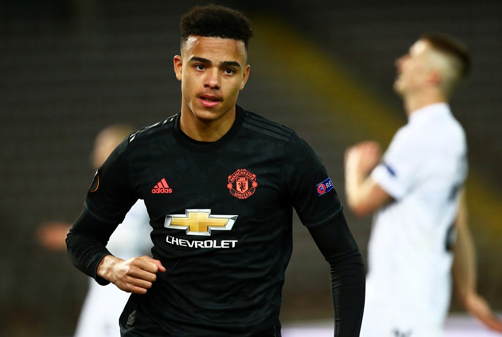 Greenwood Up Front, James And Bailly To Start: United's Predicted Lineup To Face Real Sociedad