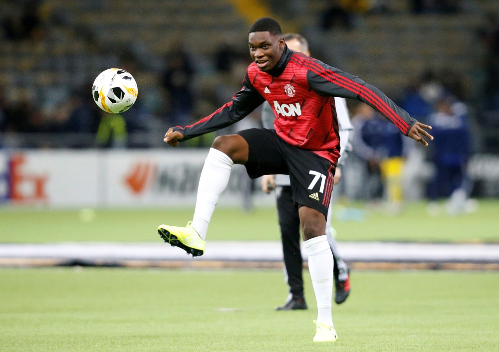 'Future Captain' 'Beginning Of Something Special' United Fans Excited By 18 Year Old Who Solskjaer Has Already Labelled A 'Leader'