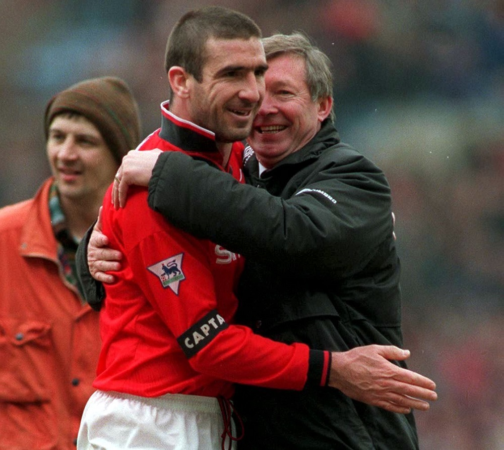 A Profile Of The French Legend Who Wrote His Name Into Man United Folklore