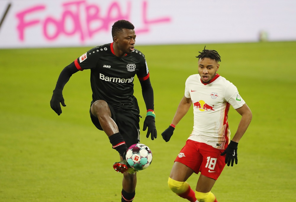 United And Chelsea Make Contact As Race For 60M Rated Bundesliga Star Ramps Up